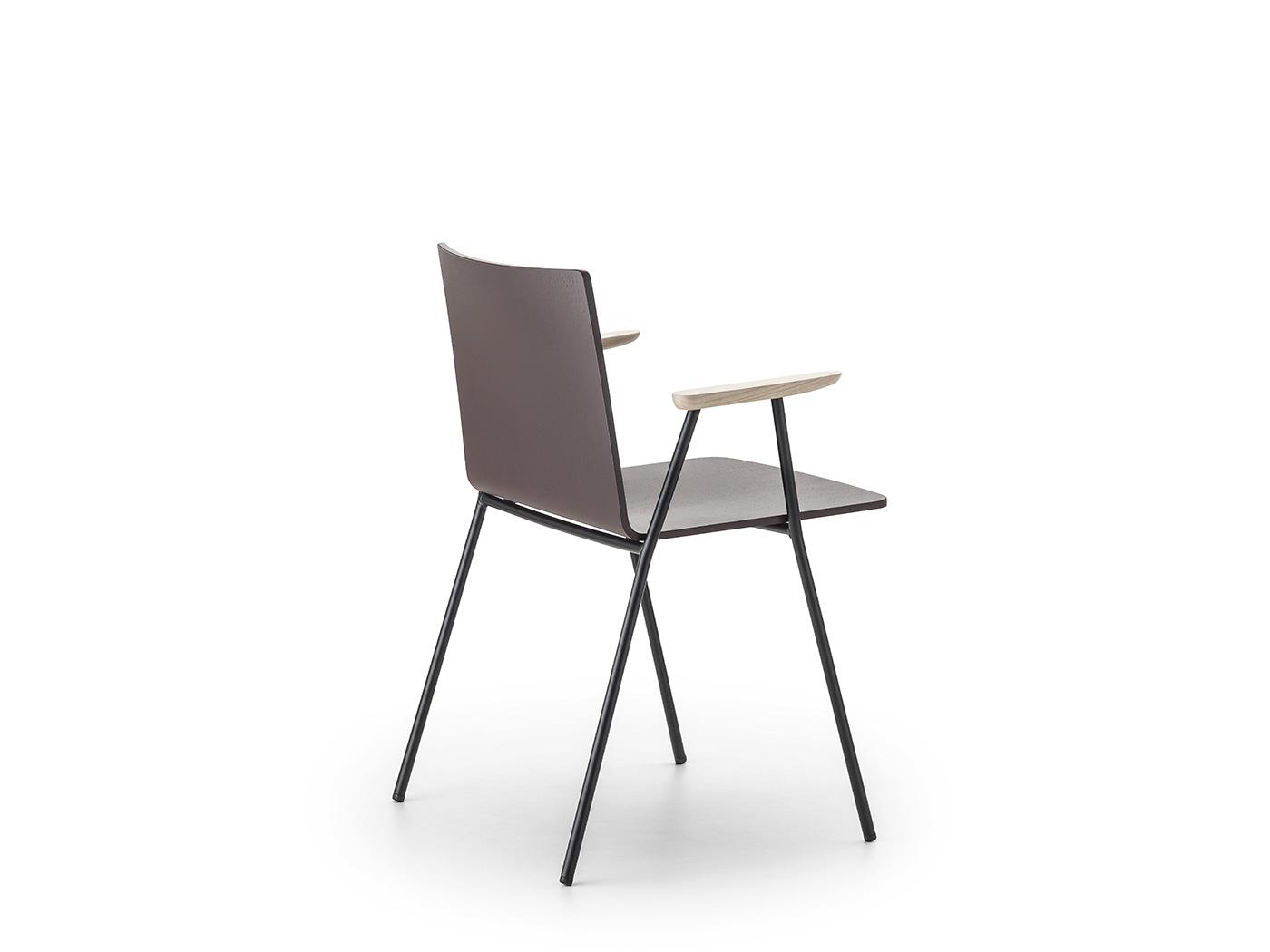 Chair OSAKA Metal 5712
